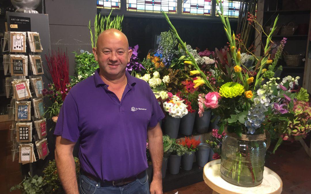 Mario Koenderink van De Bloemenschuur
